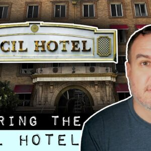 Exploring the Cecil Hotel Downtown Los Angeles