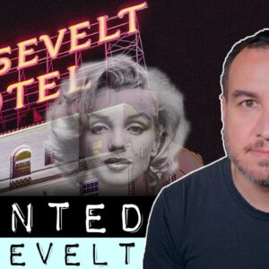 Exploring the Haunted Hollywood Roosevelt Hotel