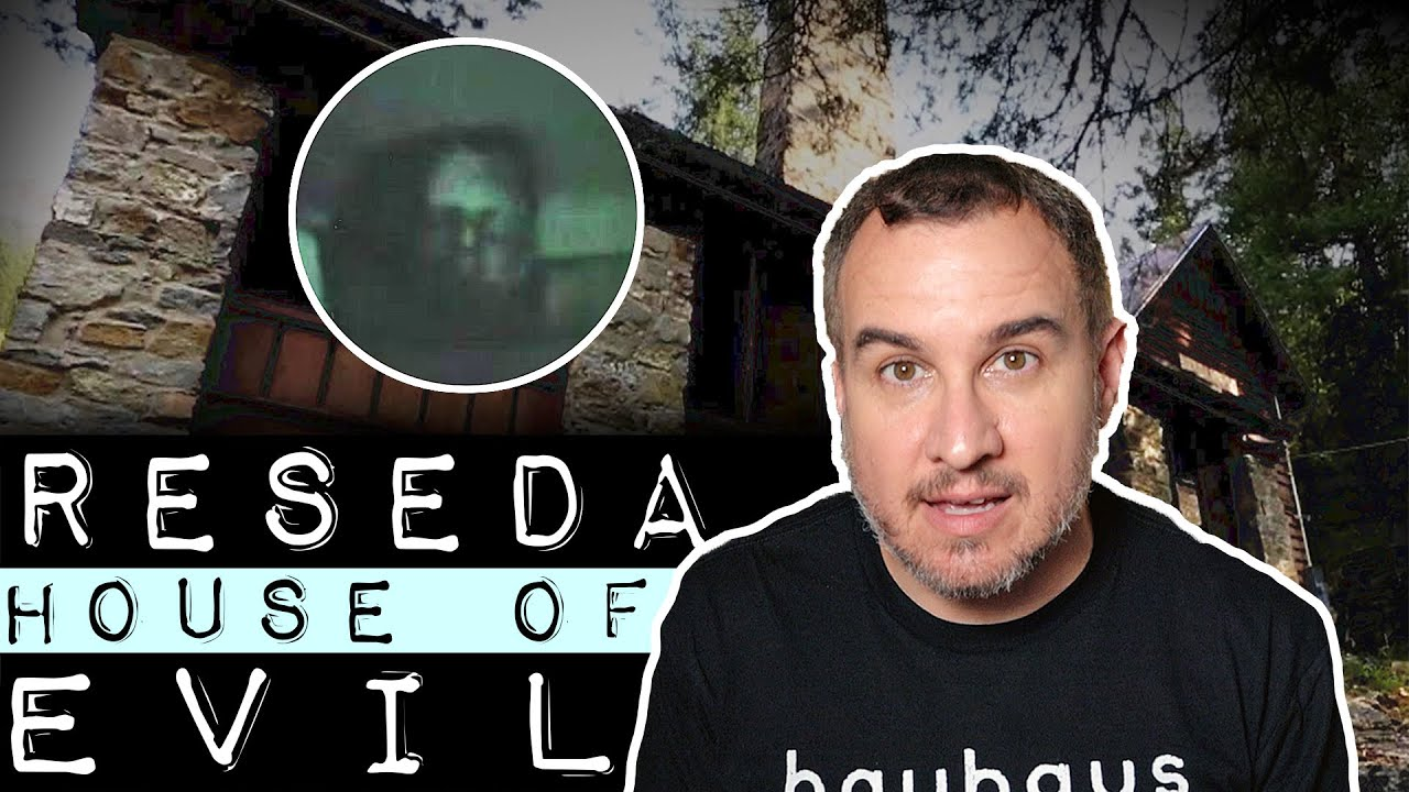 Reseda House of Evil from Ghost Adventures
